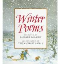 Winter poems by  Barbara Rogasky - Hardcover - rep - 1994 - from Monroe Street Books and Biblio.com