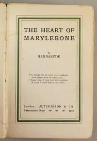 The Heart of Marylebone by Handasyde (Emily Buchanan) - 1910