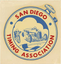 image of Archive of material relating to drag racing events in southern California, 1951-1964