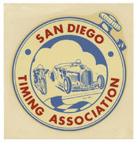 Archive of material relating to drag racing events in southern California, 1951-1964