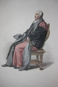 The Costume of the University of Oxford, Illustrated by a Series of Engravings from Original Drawings by Thomas Uwins.  To which is prefixed a brief account of the members and officers of that university.