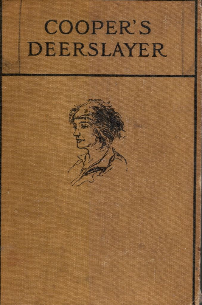 an examination of the book the deerslayer by james fenimore cooper The deerslayer [james fenimore cooper] on amazoncom free shipping on qualifying offers a restless white youth raised by indians, natty bumppo is called deerslayer for the daring that sets him apart from his peers.
