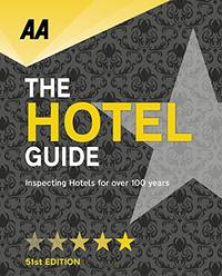 AA Hotel Guide (AA Lifestyle Guides)