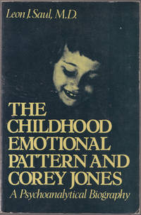 image of The Childhood Emotional Pattern and Corey Jones: a Psychoanalytical  Biography