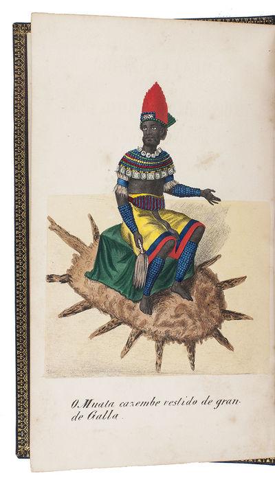O Muata Cazembe e os povos Maraves,...
