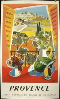 Provence. Societe Nationale des Chemins de fer Francais