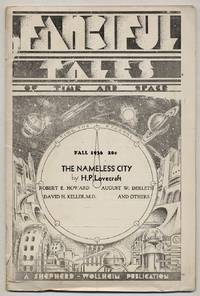 Fanciful Tales of Time and Space. Fall, 1936