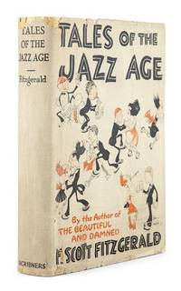 Tales of the Jazz Age by  F. Scott Fitzgerald - 1st Edition - 1922 - from Quintessential Rare Books, LLC and Biblio.com