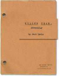 image of Killer Team (Original screenplay for an unproduced film)