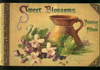 Sweet Blossoms Painting Album by  C KLEIN - First Edition - 1912 - from abookshop (SKU: 5000741)