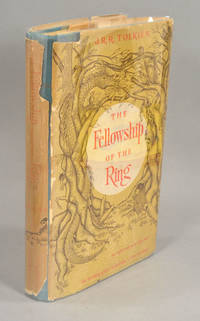 image of FELLOWSHIP OF THE RING: BEING THE FIRST PART OF THE LORD OF THE RINGS