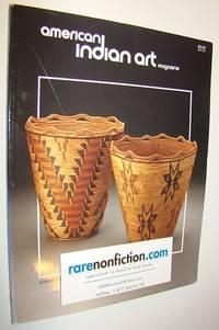 American Indian Art Magazine, Summer 2001