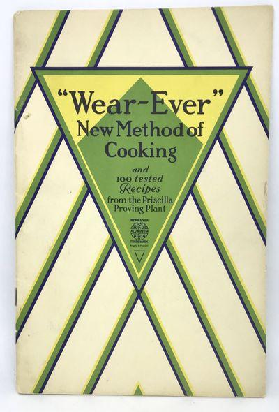New Kensington, Pennsylvania: The Aluminum Cooking Utensil Company, 1929. Wraps. Color illustrated w...