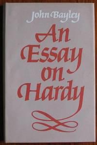 An Essay on Hardy