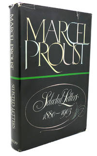 image of MARCEL PROUST, SELECTED LETTERS