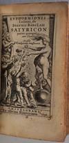 View Image 1 of 4 for Euphormionis Lusinini, sive Ioannis Barclaii Satyricon, partes quinque cum clavi. Accessit Conspirat... Inventory #012649