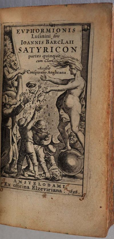 Amstelodami: Ex officina Elzeviriana, 1658. Book. Very good condition. Hardcover. Early edition. 32m...