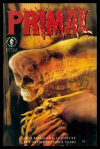 image of PRIMAL - Issue 1 - October 1992
