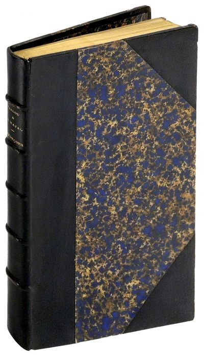 Paris: Calmann Levy, 1883. Hardcover. Very Good. Hardcover. Attractively bound in three quarter navy...