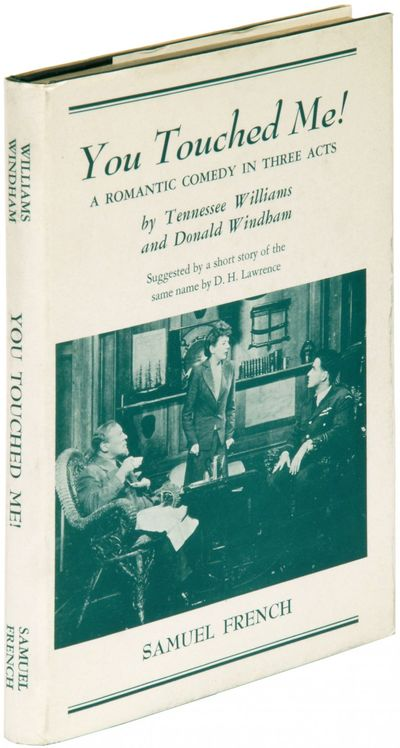 London: Samuel French, 1947. Hardcover. Fine/Fine. First edition, hardcover issue. A trifle rubbed, ...