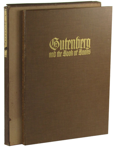 NY: William Edwin Rudge, 1932. Hardcover. Very good. 750cc. Light foxing to prelims, else a very goo...