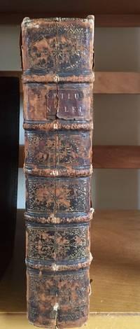 Q. Horatius Flaccus, ex recensione & cum notis atque emendationibus Richardi Bentleii.