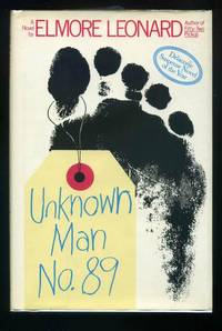 Unknown Man No. 89 by  Elmore LEONARD - First Edition - 1977 - from abookshop and Biblio.co.uk