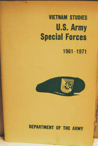 U. S. Army Special Forces, 1961-1971