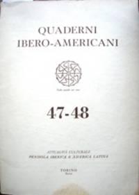 Quaderni Ibero-Americani 47-48, Dicembre 1975 & Giugno-dicembre 1976, Volume VI