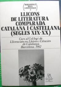 Maragall y Juan Ramón Jiménez.