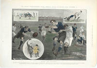 The Drawn Inter-University Rugby Football Match at Queens Club, December 13; Players and Spectators