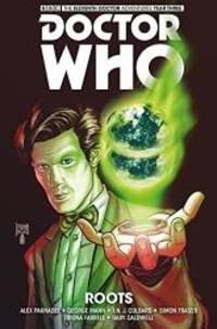image of Doctor Who - The Eleventh Doctor: The Sapling Volume 2: Roots