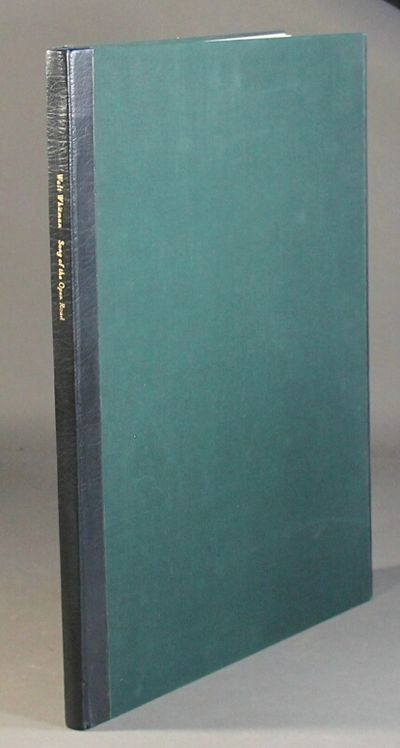 : Limited Editions Club, 1990. Edition limited to 550 copies, this being the bookbinder's unsigned, ...