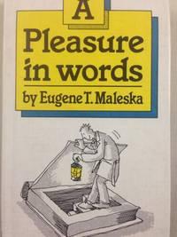 Pleasure in Words