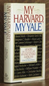 My Harvard, My Yale