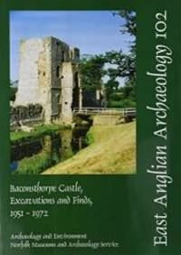 Baconsthorpe Castle, Excavations and Finds, 1951-1972 (East Anglian Archaeology)