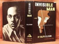 INVISIBLE MAN by  RALPH ELLISON - FIRST EDITION - PUB 1952 - from JOHN LUTSCHAK BOOKS (SKU: COLLECTI007967I)