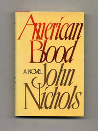 image of American Blood  - 1st Edition/1st Printing