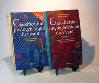 Classification phylogénétique du vivant ( 2 TOMES)
