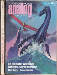 Analog Science Fiction / Science Fact, May 1975 (Volume 95, Number 5)