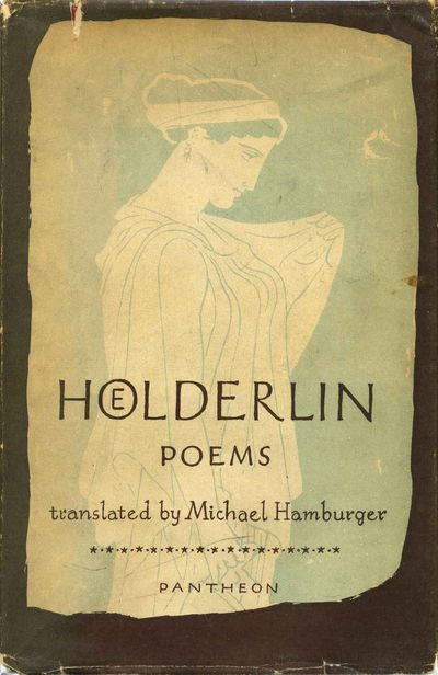 Abaa Holderlin His Poems Translated By Michael Hamburger