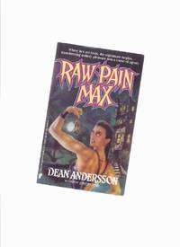 image of Raw Pain Max ---a Signed Copy