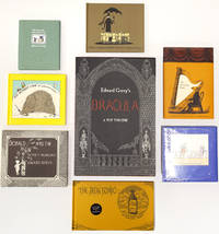 Eight later reprints of Edward Gorey editions