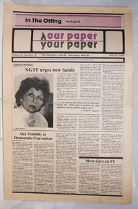 image of Our Paper, Your Paper; the gay family paper of the Santa Clara Valley; vol. 3, #10, May 16, 1984