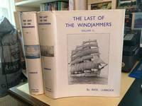 image of The Last of the Windjammers: Volume I & II