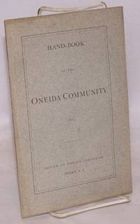 Hand-book of the Oneida Community