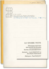 image of La Grande Porte (Original screenplay for an unproduced film)