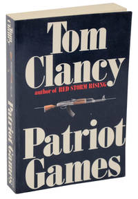 image of Patriot Games (Advance Reading Copy)
