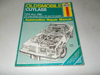Oldsmobile Cutlass, 1974-1988: All Rear-Wheel Drive V6 and V8 Models Automotive Repair Manual by Scott Mauck; John H. Haynes - Paperback - 1989 - from Paradise Found Books and Biblio.com