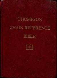 image of The Thompson Chain-Reference Bible: King James Version (Fourth Improved Edition - Updated)
